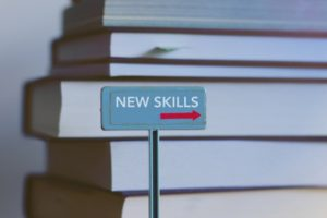 新しいスキルを学ぶ